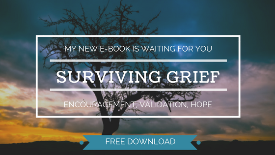Working through stages of grief for survivors of abuse