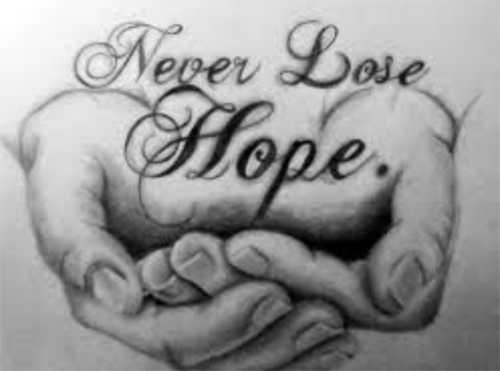 Never Lose Hope - A bipolar life - guest post - surviving my past
